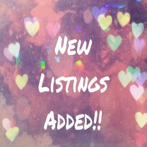 Other - NEW items added! Major Closet Overhaul!